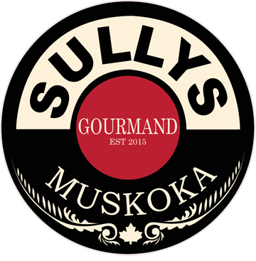 Sully's Muskoka Menu